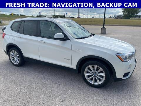 2016 BMW X3 for sale at Stanley Chrysler Dodge Jeep Ram Gatesville in Gatesville TX