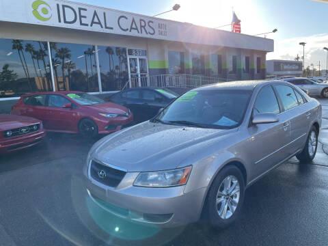 2008 Hyundai Sonata for sale at Ideal Cars in Mesa AZ
