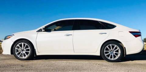 2013 Toyota Avalon for sale at Palmer Auto Sales in Rosenberg TX