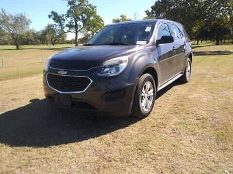 2016 Chevrolet Equinox for sale at H & H AUTO SALES in San Antonio TX