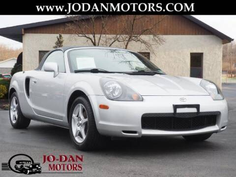 2000 Toyota MR2 Spyder for sale at Jo-Dan Motors in Plains PA