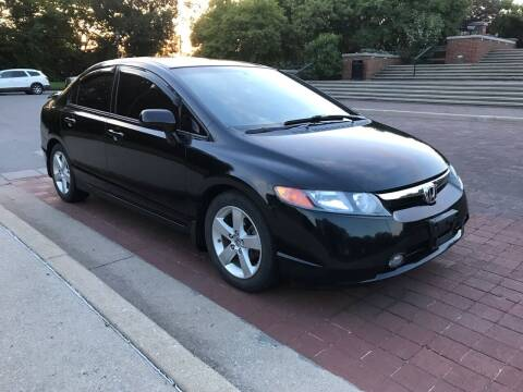 2008 Honda Civic for sale at Third Avenue Motors Inc. in Carmel IN