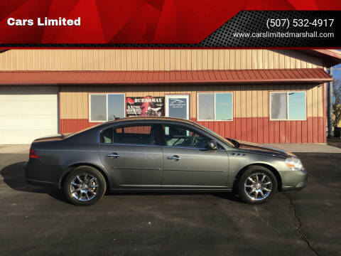 2006 Buick Lucerne for sale at Cars Limited in Marshall MN