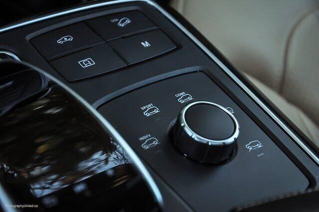 2017 Mercedes-Benz GLS AWD GLS 450 4MATIC 4dr SUV - Atlanta GA