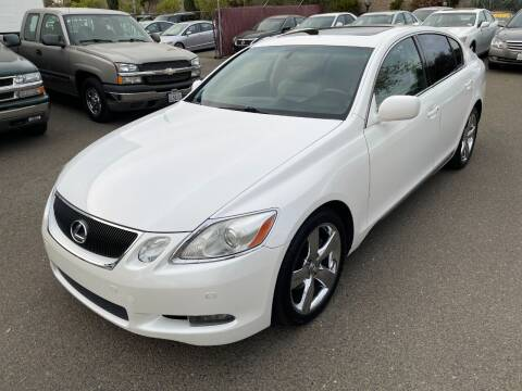 2006 Lexus GS 300 for sale at C. H. Auto Sales in Citrus Heights CA