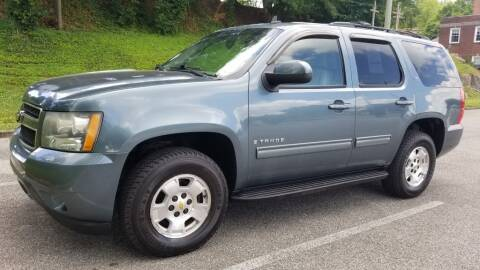 2009 Chevrolet Tahoe for sale at Thompson Auto Sales Inc in Knoxville TN