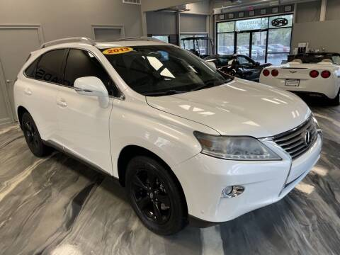 2013 Lexus RX 350 for sale at Crossroads Car & Truck in Milford OH