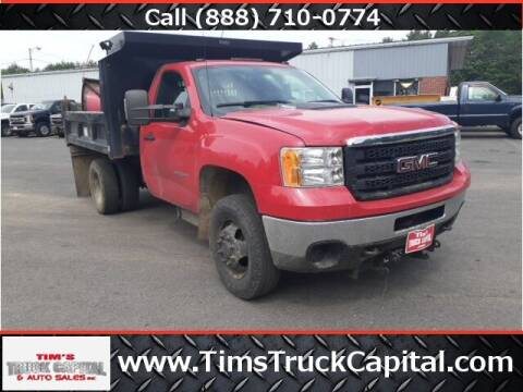 2013 GMC Sierra 3500HD for sale at TTC AUTO OUTLET/TIM'S TRUCK CAPITAL & AUTO SALES INC ANNEX in Epsom NH