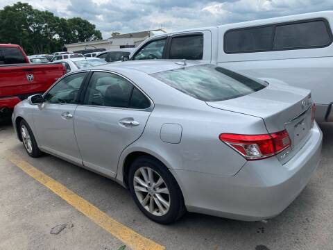 2010 Lexus ES 350 for sale at Trocci's Auto Sales in West Pittsburg PA