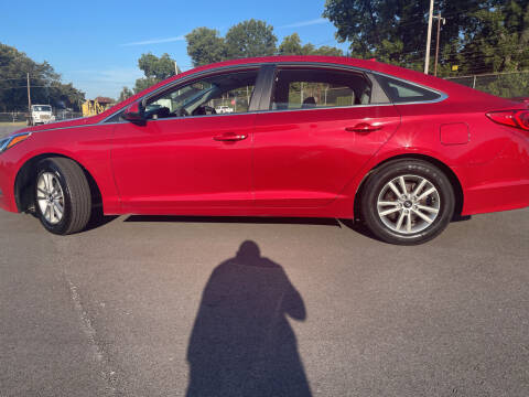 2017 Hyundai Sonata for sale at Beckham's Used Cars in Milledgeville GA