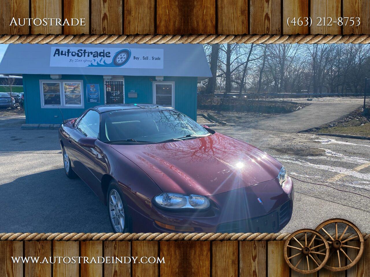 2001 Chevrolet Camaro Coupe RWD