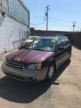 2001 Subaru Outback for sale at Square Business Automotive in Milwaukee WI