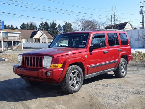 2006 Jeep Commander for sale at MMM786 Inc. in Wilkes Barre PA