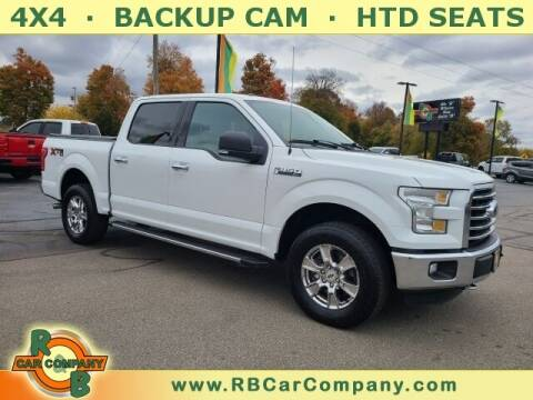 2015 Ford F-150 for sale at R & B CAR CO - R&B CAR COMPANY in Columbia City IN