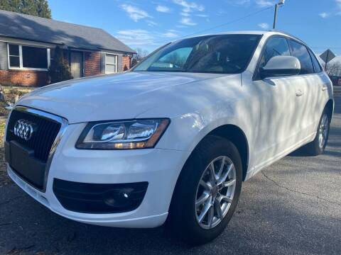 2011 Audi Q5 for sale at Viewmont Auto Sales in Hickory NC
