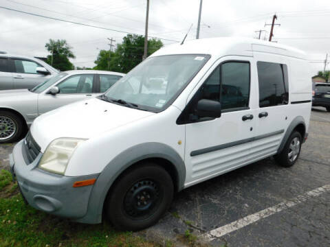 2012 Ford Transit Connect for sale at WOOD MOTOR COMPANY in Madison TN