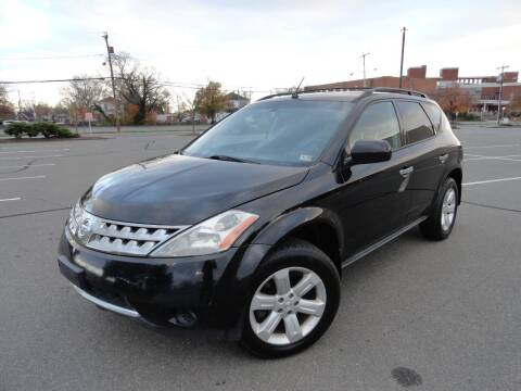 2007 Nissan Murano for sale at TJ Auto Sales LLC in Fredericksburg VA