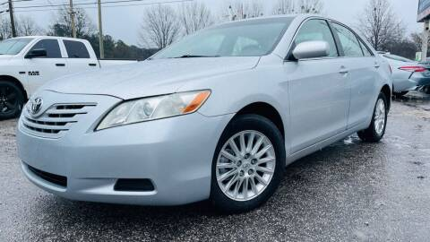 2007 Toyota Camry for sale at Capital Motors in Raleigh NC