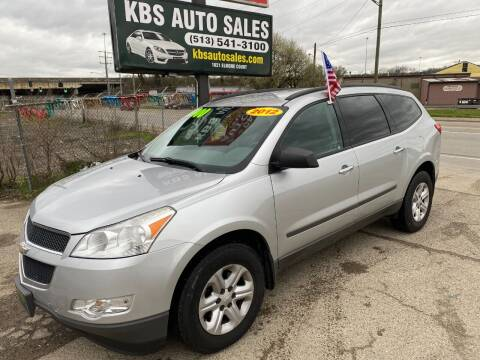 2012 Chevrolet Traverse for sale at KBS Auto Sales in Cincinnati OH