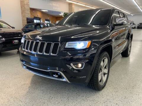 2014 Jeep Grand Cherokee for sale at Dixie Imports in Fairfield OH