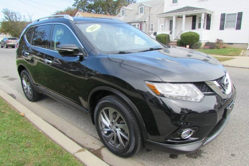 2015 Nissan Rogue for sale at First Choice Automobile in Uniondale NY