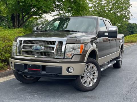 2009 Ford F-150 for sale at William D Auto Sales in Norcross GA