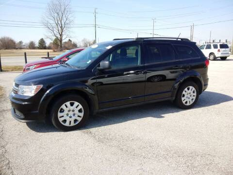 2014 Dodge Journey for sale at CarZip in Indianapolis IN
