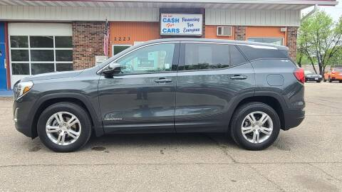 2019 GMC Terrain for sale at Twin City Motors in Grand Forks ND