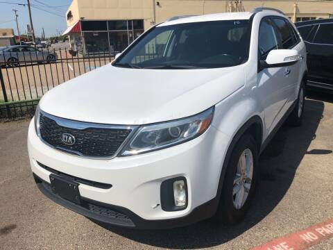2014 Kia Sorento for sale at Auto Access in Irving TX