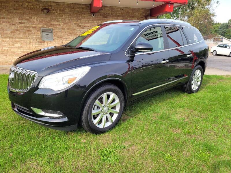 2016 Buick Enclave for sale at Murdock Used Cars in Niles MI