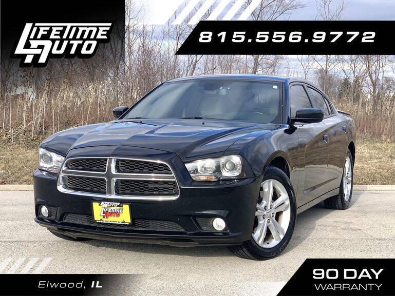 2011 Dodge Charger for sale at Lifetime Auto in Elwood IL
