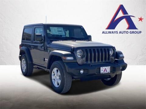2021 Jeep Wrangler for sale at ATASCOSA CHRYSLER DODGE JEEP RAM in Pleasanton TX