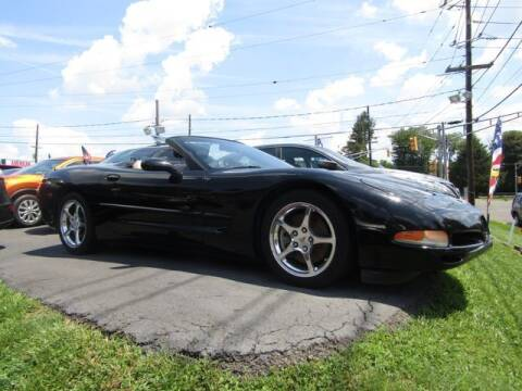 2003 Chevrolet Corvette for sale at American Auto Group Now in Maple Shade NJ