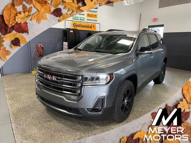 2021 GMC Acadia for sale in Plymouth, WI