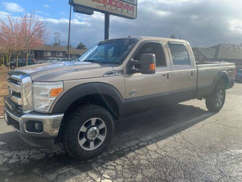 2011 Ford F-350 Super Duty for sale at South Commercial Auto Sales in Salem OR