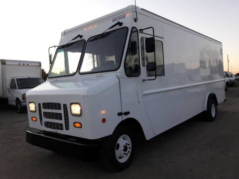 2015 Ford E-Series Chassis for sale at DOABA Motors in San Jose CA