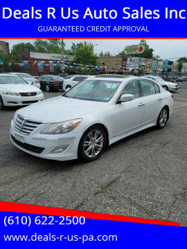 2013 Hyundai Genesis for sale at Deals R Us Auto Sales Inc in Lansdowne PA