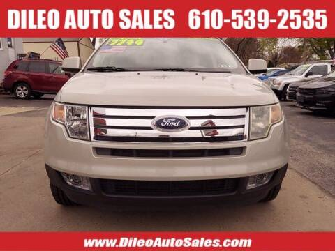 2007 Ford Edge for sale at Dileo Auto Sales in Norristown PA