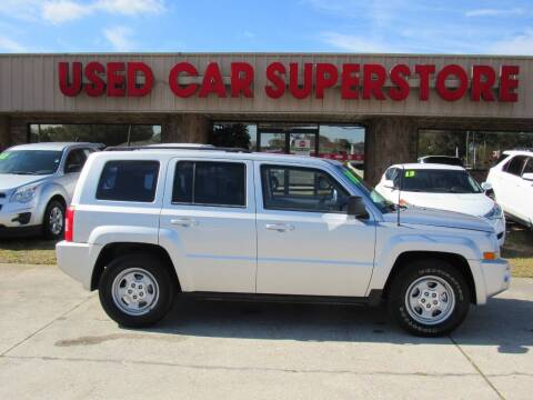 2010 Jeep Patriot for sale at Checkered Flag Auto Sales NORTH in Lakeland FL