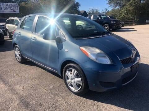 2010 Toyota Yaris for sale at Hi-Tech Automotive - Oak Hill in Austin TX
