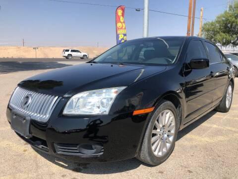 2006 Mercury Milan for sale at Eastside Auto Sales in El Paso TX