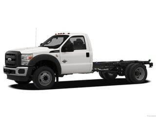 2012 Ford F-550 Super Duty for sale at SULLIVAN MOTOR COMPANY INC. in Mesa AZ