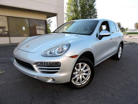 2012 Porsche Cayenne for sale at PK MOTORS GROUP in Las Vegas NV