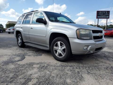 2007 Chevrolet TrailBlazer for sale at Ron's Used Cars in Sumter SC