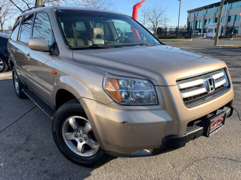 2006 Honda Pilot for sale at JerseyMotorsInc.com in Teterboro NJ