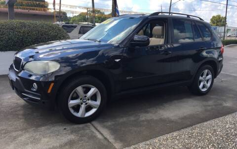 2007 BMW X5 for sale at Bobby Lafleur Auto Sales in Lake Charles LA