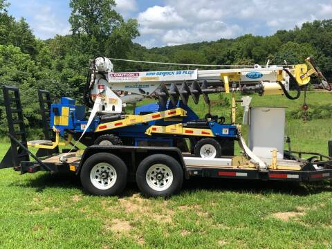 2008 Skylift Mini MD33 Plus for sale at Monroe Auto's, LLC in Parsons TN
