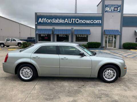 2006 Chrysler 300 for sale at Affordable Autos in Houma LA