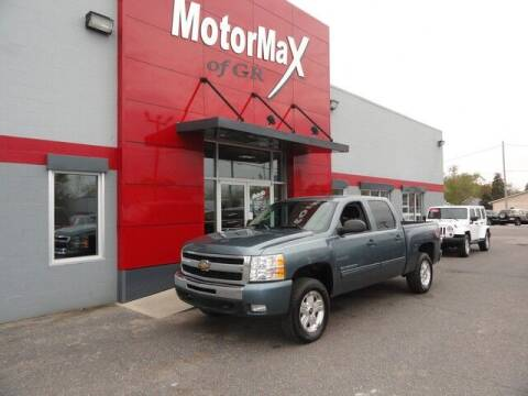 2011 Chevrolet Silverado 1500 for sale at MotorMax of GR in Grandville MI