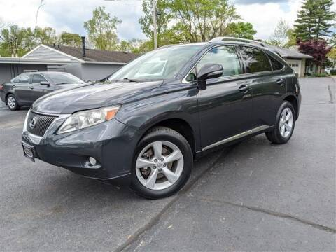 2010 Lexus RX 350 for sale at GAHANNA AUTO SALES in Gahanna OH
